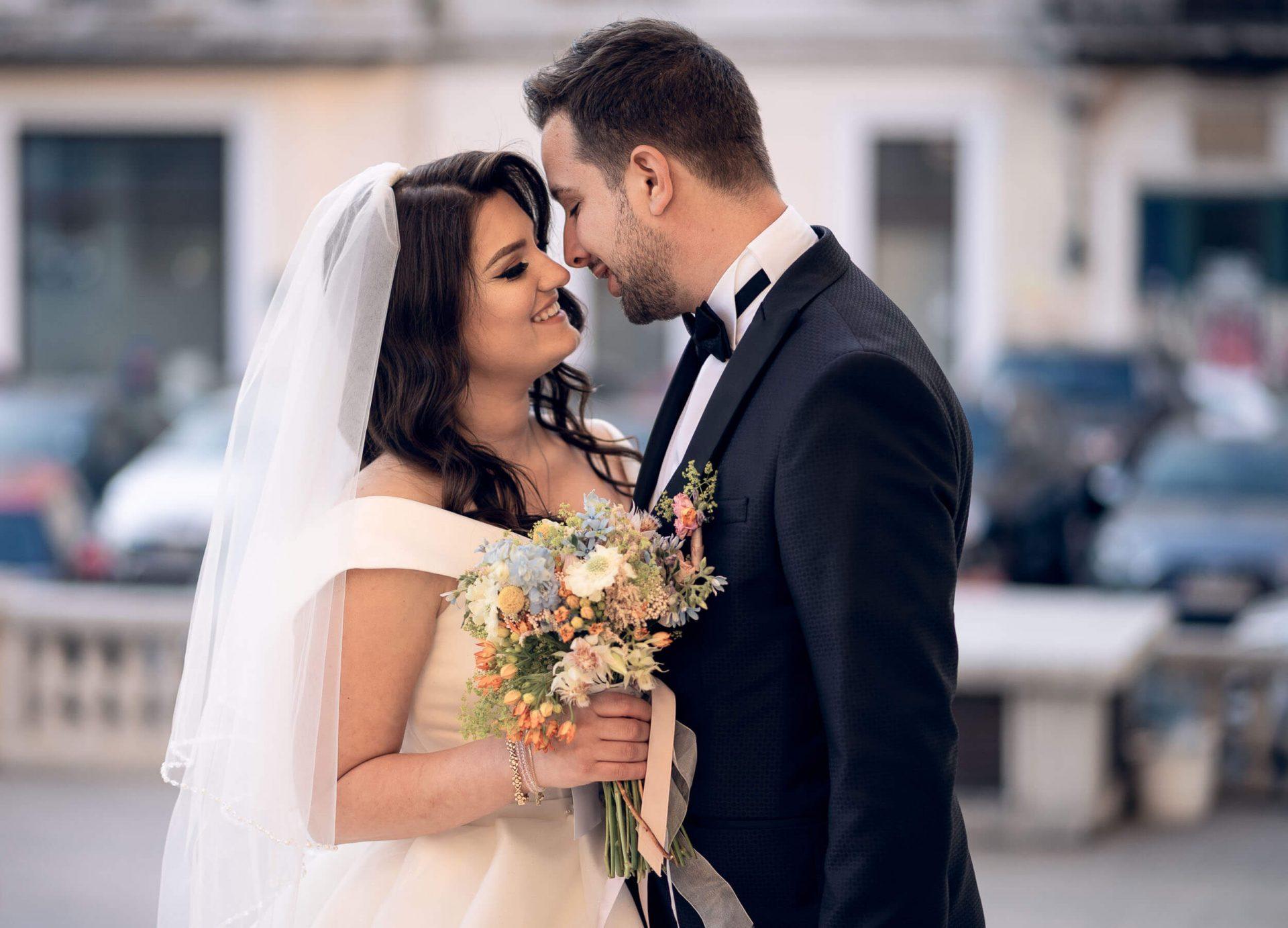 sedinta fotografie de nunta