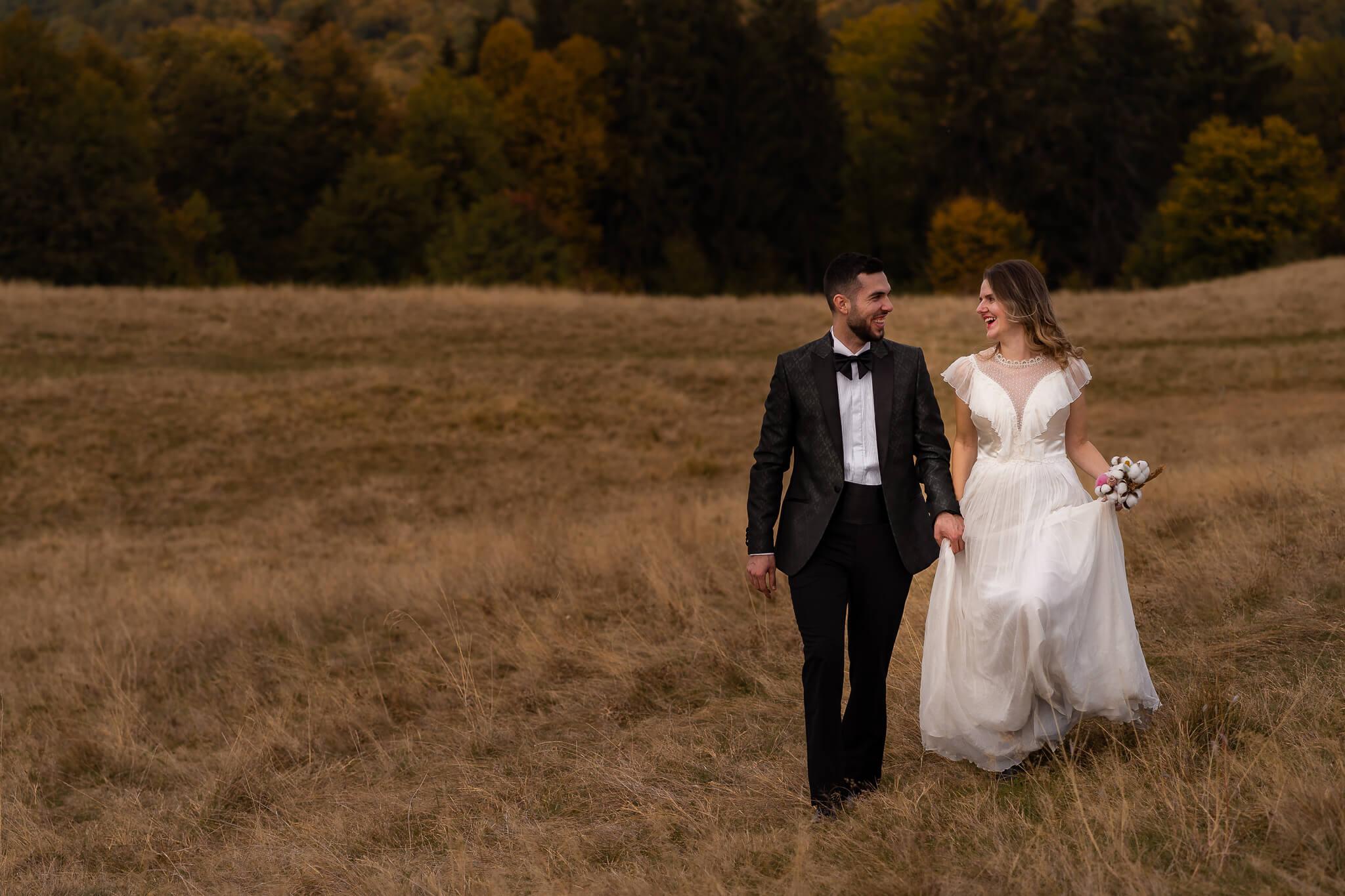 Fotografie de nunta in Bucuresti